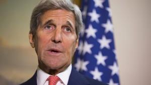 Kerry deutet Kooperation mit Russland an