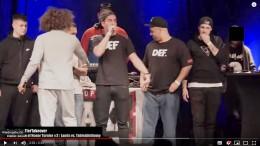 Ermittlungen nach Rap-Veranstaltung in Frankfurt