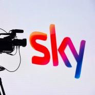 Logo des Pay-TV Anbieters Sky