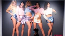 Claudia Schiffer blickt auf Ära der Supermodels zurück
