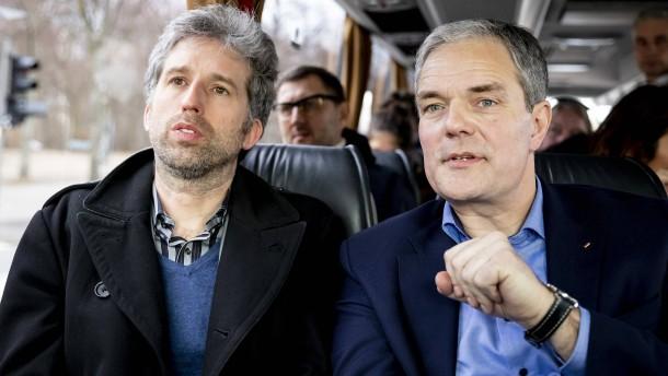 Boris Palmer wettert gegen Radwege-Situation in Berlin