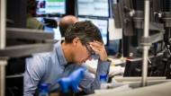 Sorgen um Kreditausfälle im Energiesektor