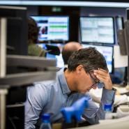 Die Märkte sind nervös. Da gerät man an der Frankfurter Börse schnell ins Grübeln.