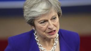 May zeigt Bereitschaft für längere Übergangsphase nach EU-Austritt