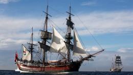 Forscher wollen Wrack von Cook-Schiff geortet haben
