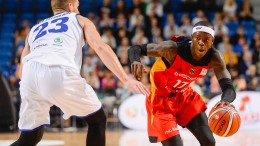 Deutsche Basketballer brillieren gegen Estland