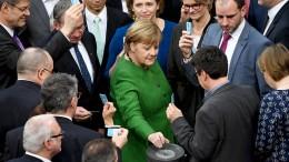 Bundestag billigt Grundgesetzänderung zum Digitalpakt