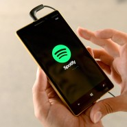 Die Spotify-App ließ sich am Freitag zwischenzeitlich nicht öffnen.