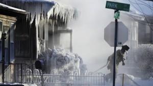 Die lebensgefährliche Kälte hält an