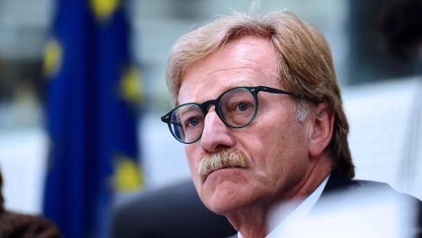 EU-Parlament missbilligt Mersch-Berufung an EZB-Spitze
