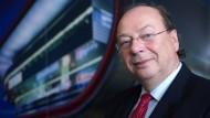 Der Vorstandsvorsitzende von Media Saturn, Horst Norberg.