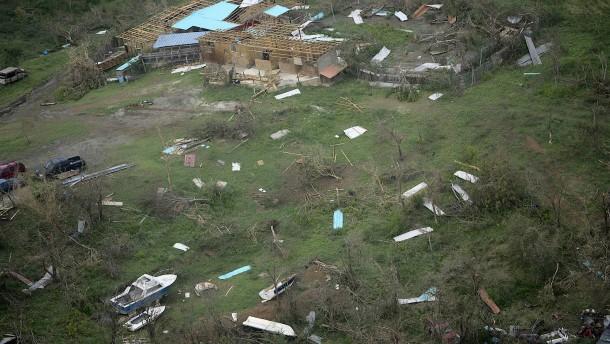 """Zehntausende auf der Flucht vor """"Irma"""""""