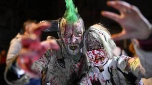 """Volkswirte fürchten """"Zombie-Unternehmen"""""""