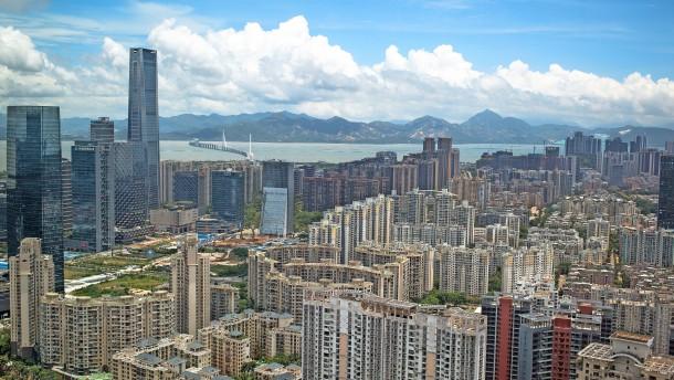 Shenzhen wird wieder zum Experimentierfeld