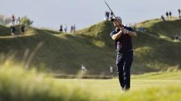 US-Golfstars gegen Europa klar in Führung
