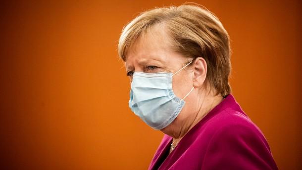 Merkels falsche Sorge