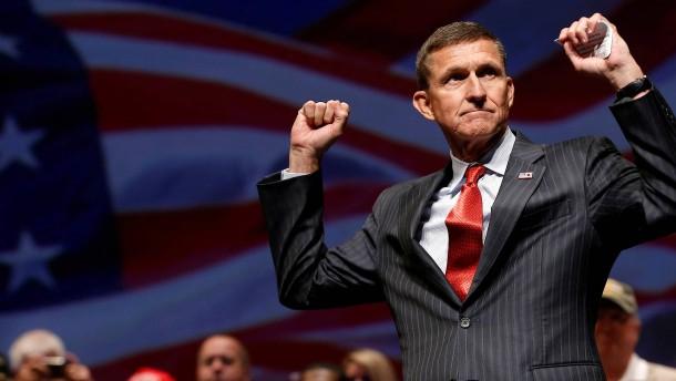 Vorwürfe gegen Michael Flynn sollen fallengelassen werden