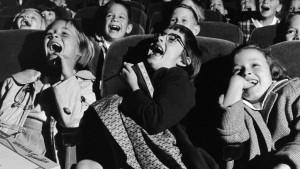 Lachen ist eine Erfrischungskur