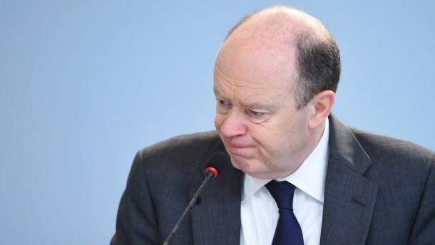 Anleihe-Gläubiger der Deutschen Bank werden nervös