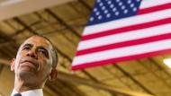Die Zeiten waren schon einmal einfacher für Barack Obama
