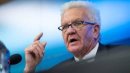 Kretschmann rechnet mit Merkels Autopolitik ab