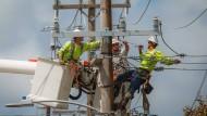 Zwei Drittel Floridas ohne Strom