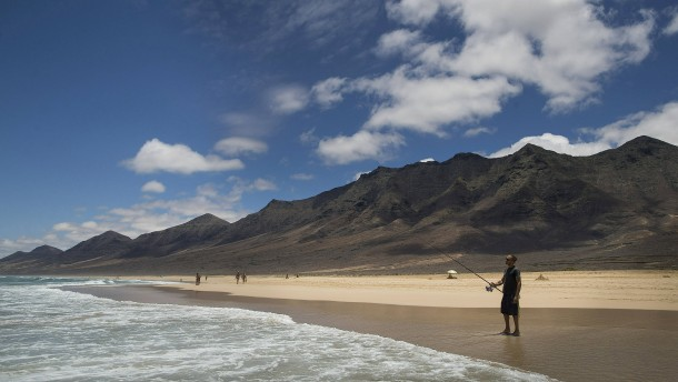 Gestrandet auf Fuerteventura