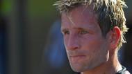 """Zurück nach München? Stefand Aigner, der bei der Eintracht hoch im Kurs steht, wird als prägendes Gesicht eines neuen """"Löwen""""-Teams gehandelt."""