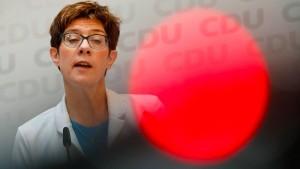 Union hält an Weber als EU-Kommissionspräsident fest