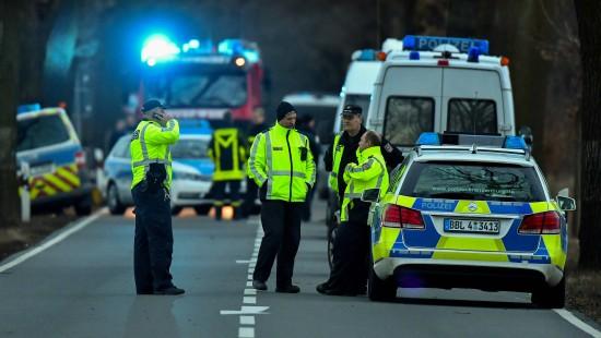24-Jähriger überfährt und tötet zwei Polizisten
