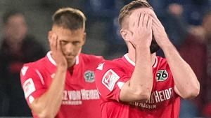 Debakel für Hannover im Duell mit Nürnberg