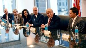 Trump setzt Angriff gegen Amazon fort