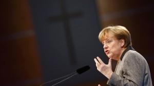Merkel und Hollande dringen auf Reformen