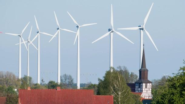 So will Altmaier den Bürgern die Windkraft schmackhaft machen