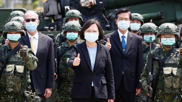Amerika liefert Torpedos nach Taiwan