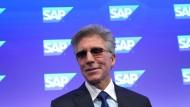 Bleibt optimistisch: SAP-Chef Bill McDermott