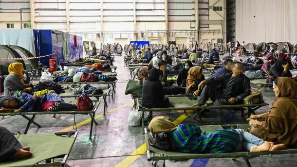 Mutmaßliche Islamisten unter geretteten Afghanen