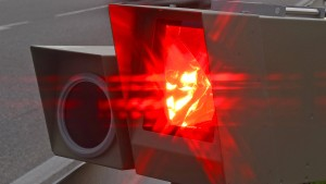Mit Tempo 244 in die Baustelle – Gabelstapler rollt nach Unfall über A5
