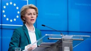 EU-Kommission will europäische Unternehmen vor Übernahmen schützen