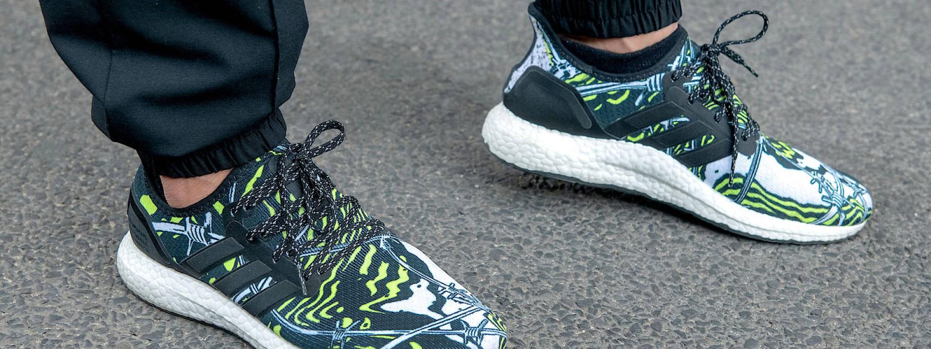 Sneaker Designer Inan Batman: Schaut auf diesen Schuh