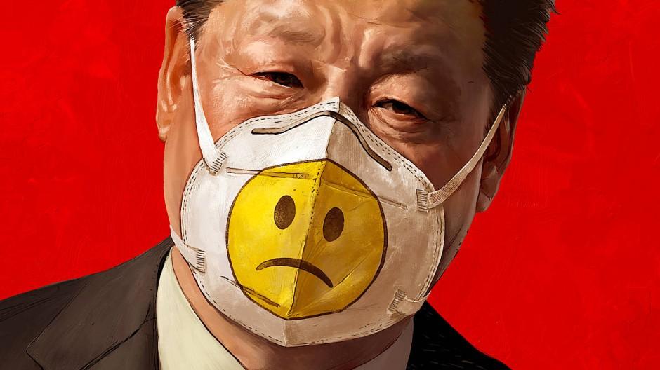 Der chinesische Staats- und Parteichef Xi Jinping lässt als Krisenmanager feiern, letztlich bleiben seine Ankündigungen bei der Jahresversammlung der WHO jedoch vage.