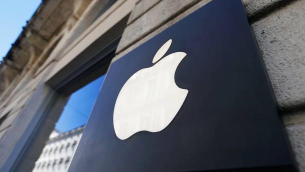 Showtime für Apple
