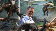 Will den Frankfurter Zoo modernisieren: Zoodirektor Miguel Casares