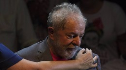 Lula muss Haftstrafe antreten