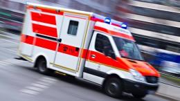 Zwei Tote nach Unfall mit Wohnmobil