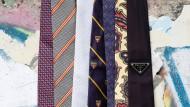 Die Welt der Krawatten ist bunt und vielfältig.
