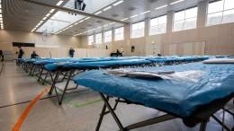 """""""Betten reichen für eine Pandemie aus"""""""