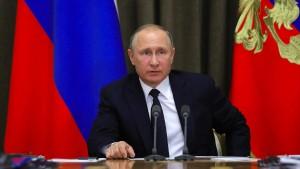 Putin: Trump gab keine Geheimnisse an Lawrow weiter