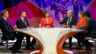 Maybrit Illner diskutiert mit ihren Gästen über die im Bundestag beschlossene Armenien-Resolution.