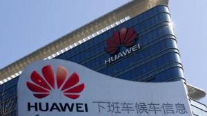 Drei Tote nach Brand in Huawei-Forschungseinrichtung